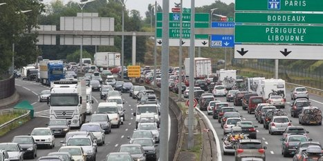 Vacances d'été : encore un week-end difficile sur les routes | BABinfo Pays Basque | Scoop.it