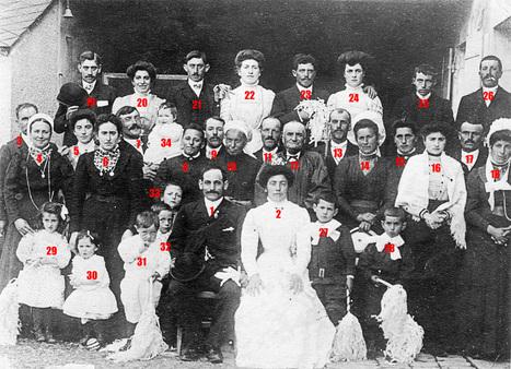 Le mariage de Delphin Reau et Josephine Guignard | Chroniques d'antan et d'ailleurs | Auprès de nos Racines - Généalogie | Scoop.it