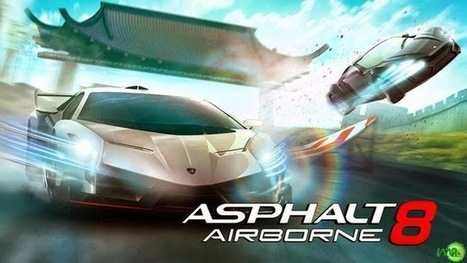 Asphalt 8: Airborne v1.3.0 Android Unlimited Money Hack | b | Scoop.it