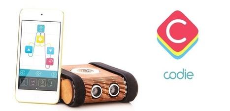 Codie, un juguete que enseña a los niños a programar   tecno4   Scoop.it