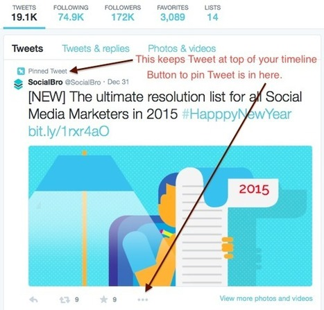 24 Ways To Power-Up Your Social Channels In Under 24 Hours - SocialBro | Social Media, Communications and Creativity | Scoop.it