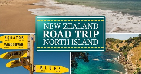 Road Trip: New Zealand's North Island | LGBT Destinations | Scoop.it
