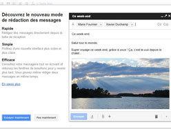 Sobre et intuitif - Un nouveau format de message pour Gmail | Actualité technologique | Scoop.it