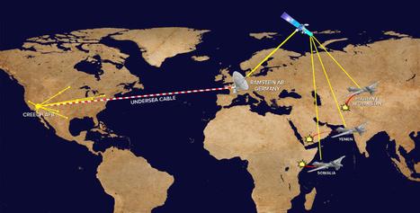 Game of Drones: Deutschland ist das Herz in Amerikas tödlichem Drohnenkrieg   NSA - Gezielte Angriffe auf Länder und Einzelpersonen & Wirtschaftsspionage zum Vorteil von US-Unternehmen   Scoop.it