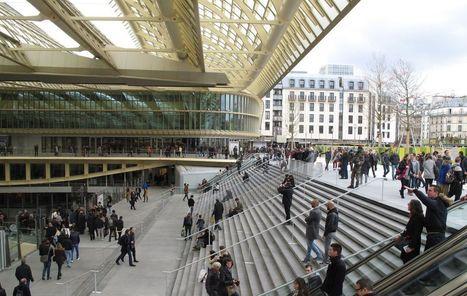 La cheville ouvrière de la Canopée des Halles tire sa révérence   Quartier des Halles - et un peu plus autour de la Canopée...   Scoop.it