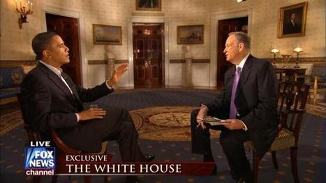 O'Reilly Vs. Obama: President Beats Up Fox News Almost As Much As Seahawks Beat Up Broncos | New Music | Scoop.it