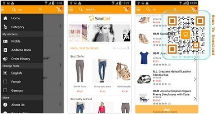 Simicart - Mobile app builder for Magento sites | Reviews | MOBIWEBREVIEWS | Scoop.it