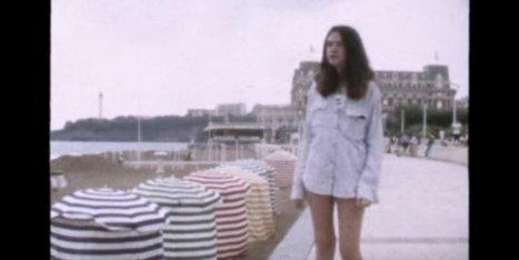 Vidéo. Des images en super-8 de Biarritz dans le clip du groupe La Femme   BABinfo Pays Basque   Scoop.it