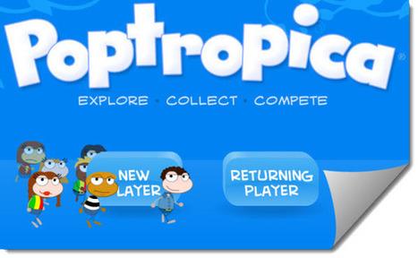 Poptropica, juegos online para niños | Recull diari | Scoop.it