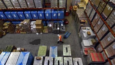 Une mutuelle à Hazebrouck, un entrepôt pour les Restos... Les ... - La Voix du Nord | mutuelles | Scoop.it