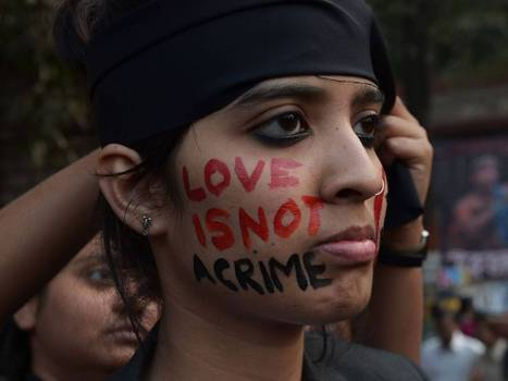 India's gay community scrambling after court decision recriminalises homosexuality | LGBT Times | Scoop.it