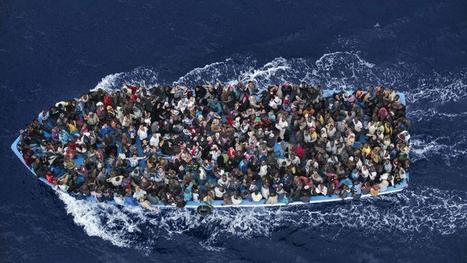 Migration clandestine : la méditerranée, mer cruelle | Économie et développement international | Scoop.it