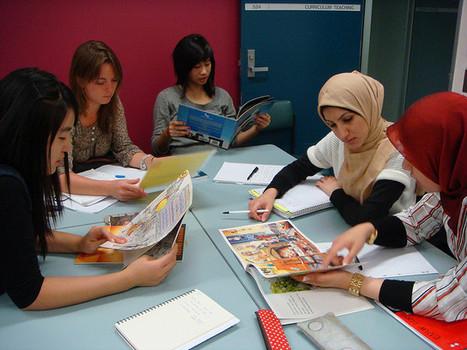 Alphabétisation en bibliothèque : de quoi parle-t-on ? | Trucs de bibliothécaires | Scoop.it