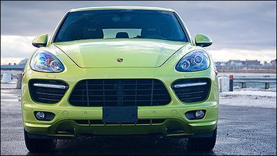 Porsche stoppe la production des Cayenne en Allemagne - Auto123.com | allemagne automobile | Scoop.it
