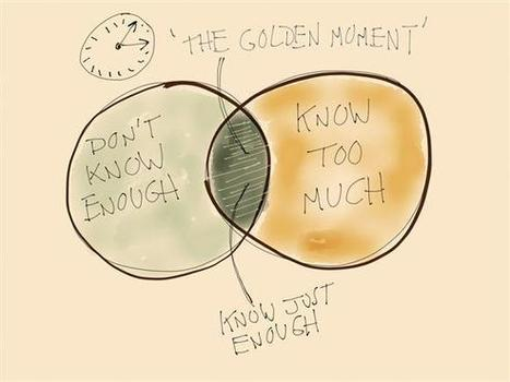 The Golden Moment - Designed For Learning | Miscellaneous | Scoop.it