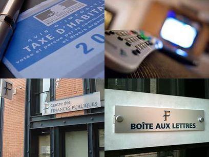 Taxe d'habitation, redevance TV : les dates clés pour payer en 2013 | Immobilier | Scoop.it