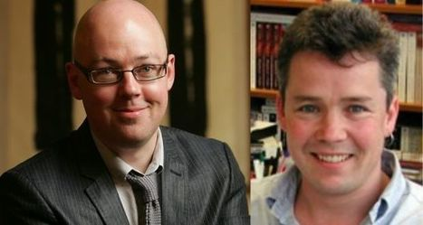 Bill Scott-Kerr on John Boyne: 'He has never delivered on time: he is always early' | The Irish Literary Times | Scoop.it