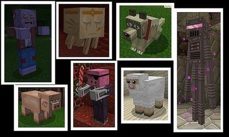 SilverMines Resource Pack 1.7.10/1.7.2 | Minecraft 1.7.10/1.7.9/1.7.2 | Minecraft Resource packs 1.7.4 , 1.7.2 , 1.6.4 | Scoop.it