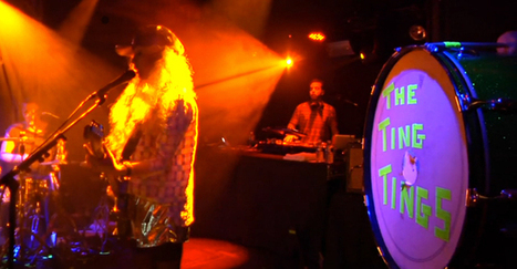 The Ting Tings – Full Live – La Flèche d'or (Paris) | Sourdoreille | News musique | Scoop.it