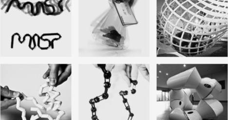 L'impression 4D rend la matière programmable | L'Atelier: Disruptive innovation | Plateformes Digitales d'Expérimentations | Scoop.it