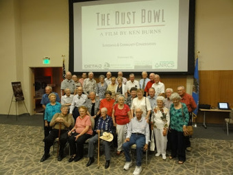 PBS Station Products & Innovation Blog: Remembering the Dust Bowl: OETA Shares Survivors Stories(Website#2)   Janets Dust Bowl   Scoop.it