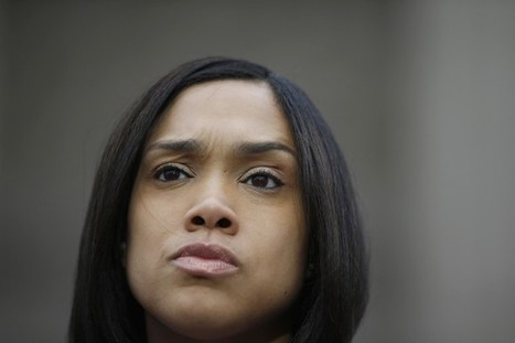 Marilyn Mosby Went Into Today's Press Conference Unknown, Emerged A Champion Of Reform | SocialAction2015 | Scoop.it