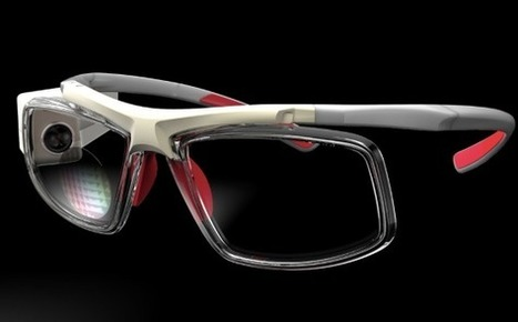 GlassUp isn't a copy of Google Glass ... and just might be better   Innovation Anywhere   Scoop.it