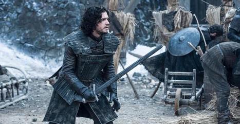 Game of Thrones saison 4 : Les fans devant le Grand Rex ! | melty.fr | Avant-première Game of Thrones S4 | Scoop.it