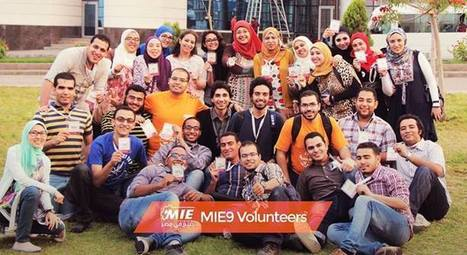 MIE Volunteers | MIE9 Training - Held at ITI, Smart Village Giza during April 2014. | Scoop.it