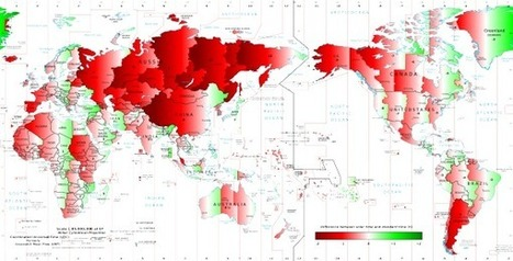 How much is time wrong around the world? | Geography Education | Scoop.it