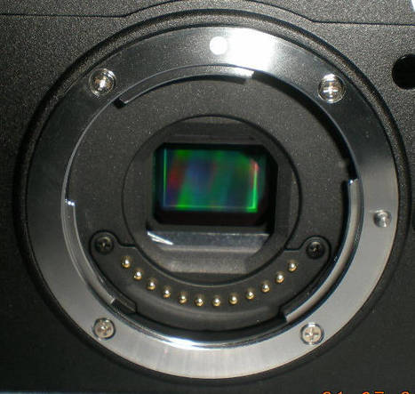 [Rumor] Picture of Nikon's mirrorless camera mount | Photography Gear News | Scoop.it