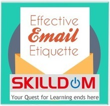 Why Business Email Etiquette is Important?   SKILLDOM For E-Learning   Scoop.it