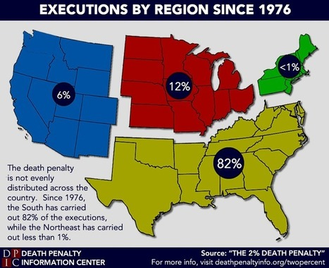 Maj. Death Penalty Cases Come from Only 2% of Counties in America | Equal Justice Initiative | Drugs, Society, Human Rights & Justice | Scoop.it