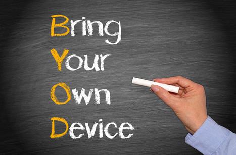 BYOD : Good Technology s'est offert Macheen - Ecran Mobile | Technology news | Scoop.it