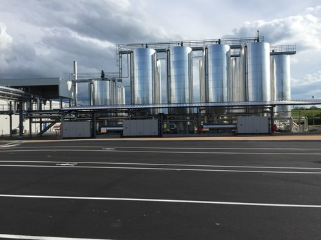 Total inaugure une usine de bitumes modifiés | Dans l'actu | Doc' ESTP | Scoop.it
