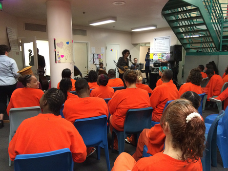 Female Populations Grow In U.S. Jails, But California Bucks The Trend | Gender and Crime | Scoop.it