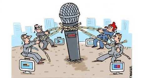 Les chaînes d'info à l'aube d'une guerre sanglante | Actu des médias | Scoop.it