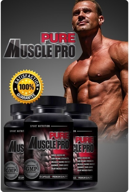 Pure Muscle Pro Review – Build Lean Muscle Mass and Gain Strength! | jieyo manov | Scoop.it