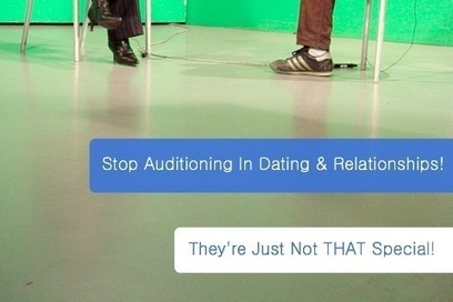 It's Not The X Factor: Stop Treating Dating Like You're Auditioning For An Expert Judge | Baggage Reclaim | Dating and Relationships advice | Scoop.it