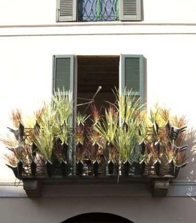 Oggetti utili per piccoli balconi - Arredare Terrazzi e Balconi ...
