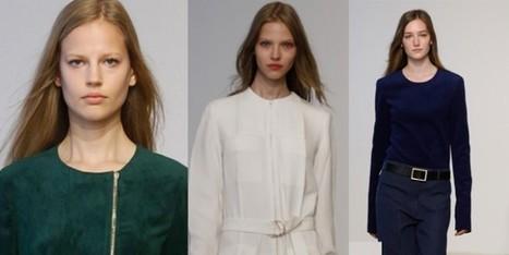 La Resort Collection 2014 di Calvin Klein Collection sfila a New York - Sfilate | fashion and runway - sfilate e moda | Scoop.it
