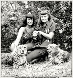 Pin-up Photographer Bunny Yeager Dies at 85 - EroticScribes.com   Love n Sex n Whatnot   Scoop.it