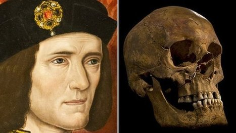 Richard III death injuries revealed | Archaeology Stories | Scoop.it