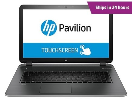 HP Pavilion 17-f040us Review - All Electric Review | Laptop Reviews | Scoop.it