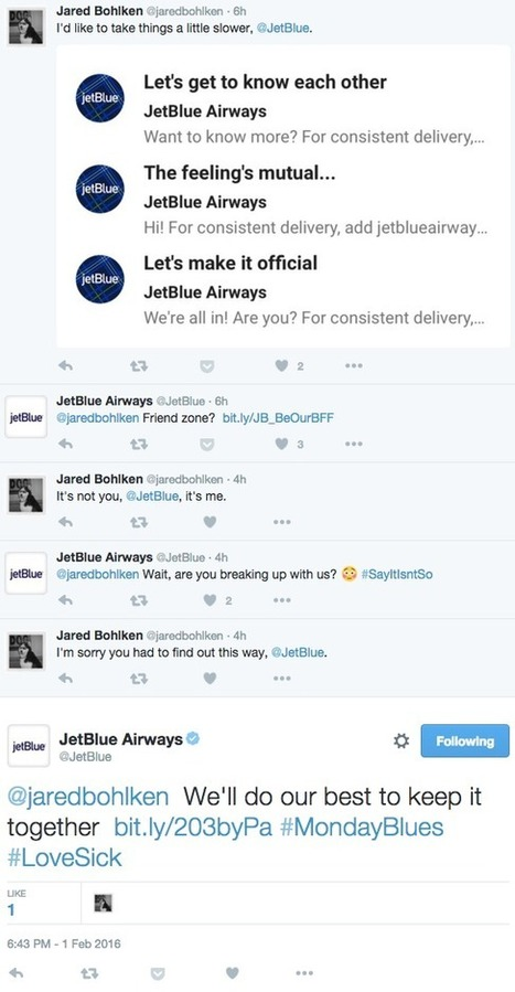 Funny Tweets & Social Media Examples From 17 Real Brands | MarketingHits | Scoop.it