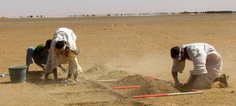 70,000 year-old African settlement unearthed | Ancient Egypt and Nubia | Scoop.it