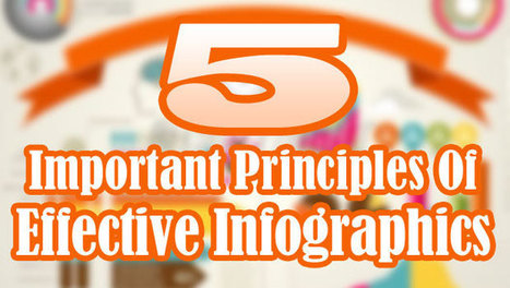 5 Important Principles Of Effective Infographics - Search Engine Journal   Social Media   Scoop.it