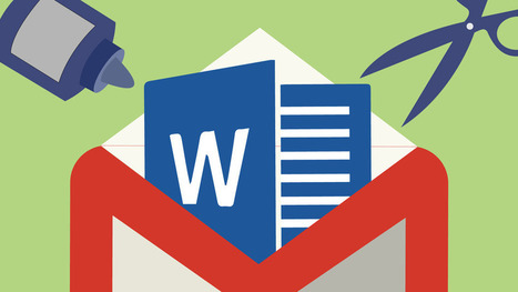 You can now edit Microsoft Office files from Gmail | Digital Marketing | Scoop.it