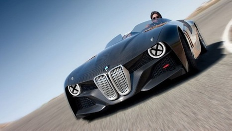 BMW 328 Hommage Concept 5 | Fastest Super Cars In The World: Top 10 List 2011-2012 | Scoop.it