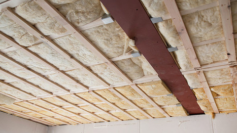 Isoler un faux plafond   Travaux Intérieurs   Scoop.it